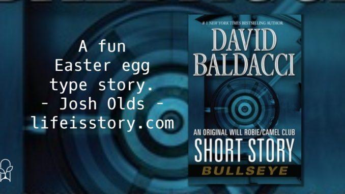 Bullseye David Baldacci