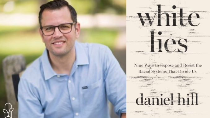 Daniel Hill White Lies background