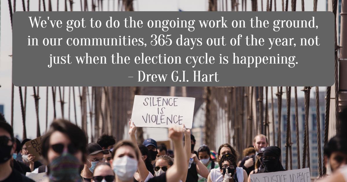 Drew Hart quote