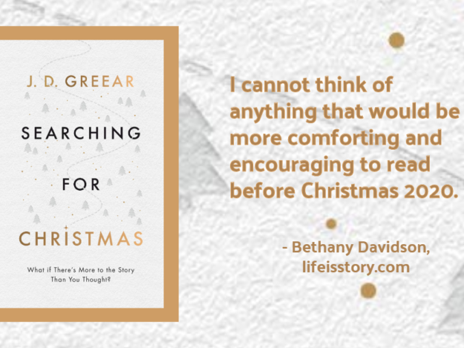 Searching for Christmas J.D. Greear