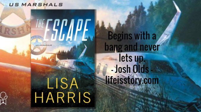 The Escape Lisa Harris