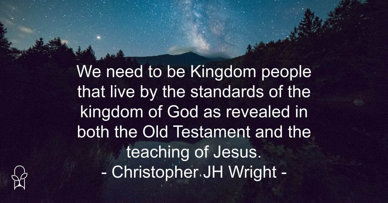 Christopher JH Wright quote