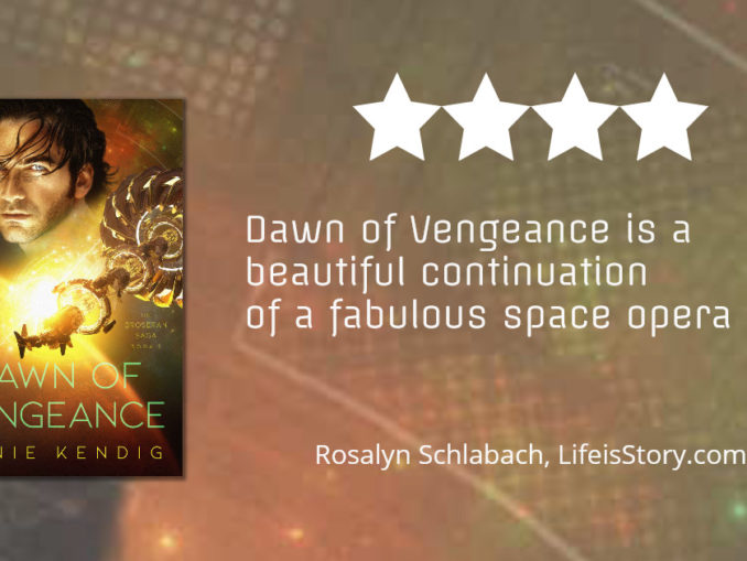 Dawn of Vengeance Ronie Kendig