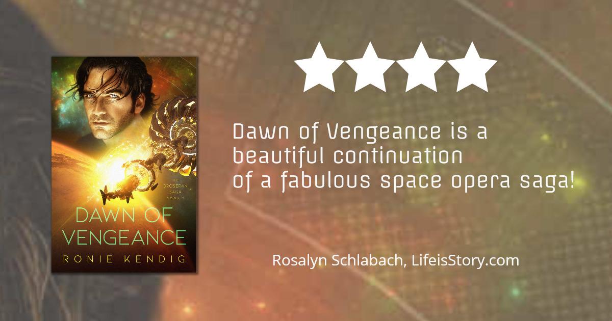 Dawn of Vengeance Ronie Kendig