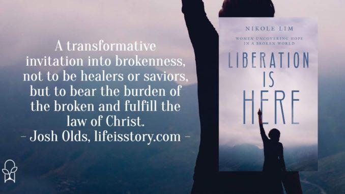 Liberation is Here Nikole Lim
