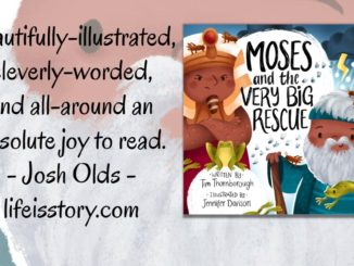 Moses and the Very Big Rescue Tim Thornborough 2