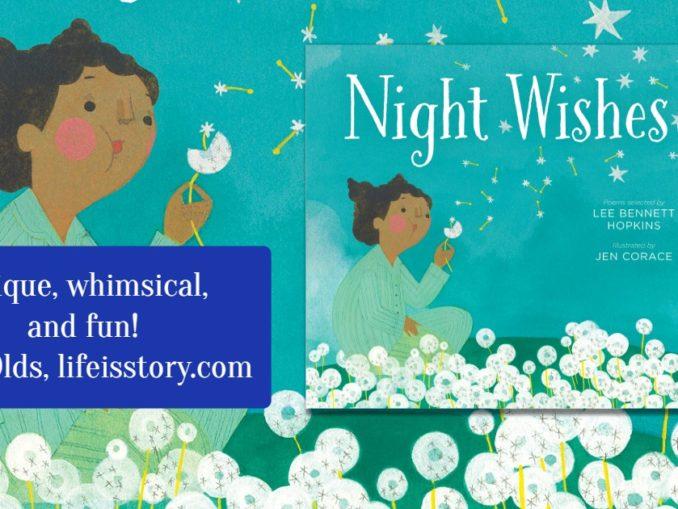 Night Wishes by Lee Bennett Hopkins Jen Corace