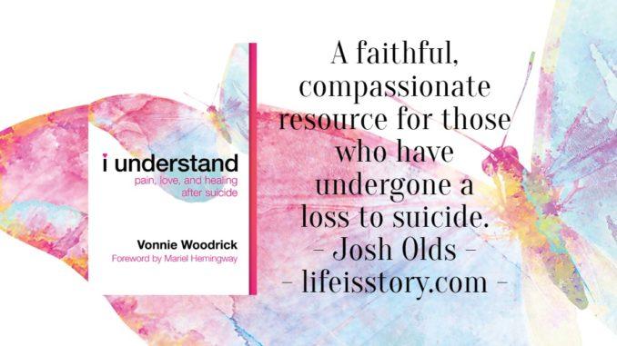 i understand Vonnie Woodrick