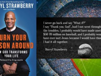 Darryl Strawberry background