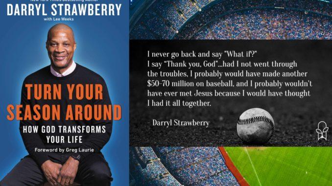 Darryl Strawberry background