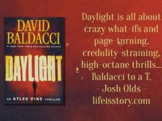 Daylight Atlee Pine David Baldacci
