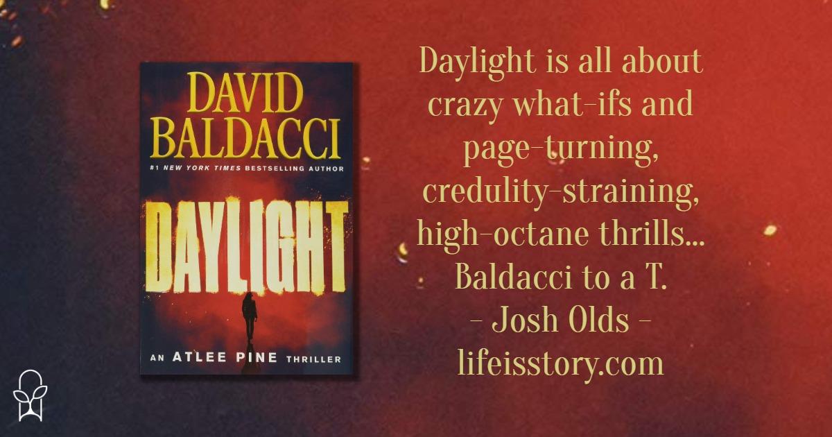 Daylight Atlee Pine David Baldacci