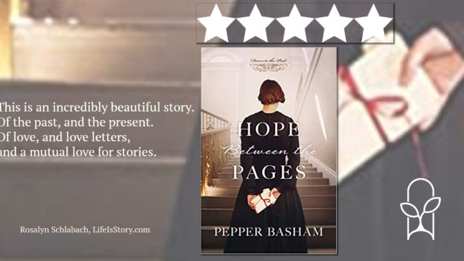 Hope Between the Pages Pepper Basham