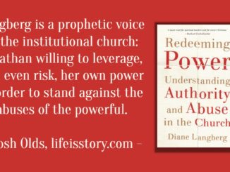 Redeeming Power Diane Langberg2