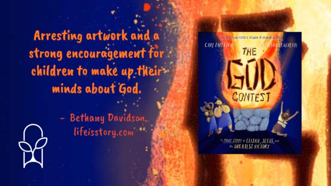 The God Contest Carl Laferton