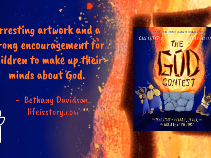 The God Contest Carl Laferton