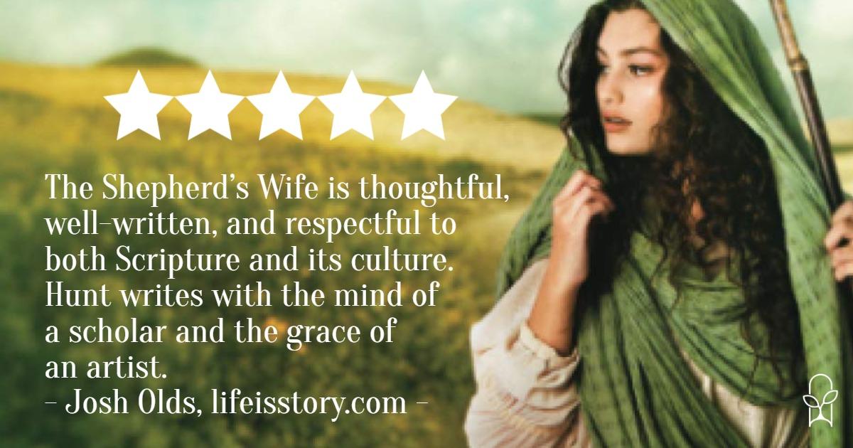 The Shepherd's Wife Angela Hunt
