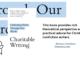Charitable Writing Richard Hughes Gibson and James Edward Beitler III