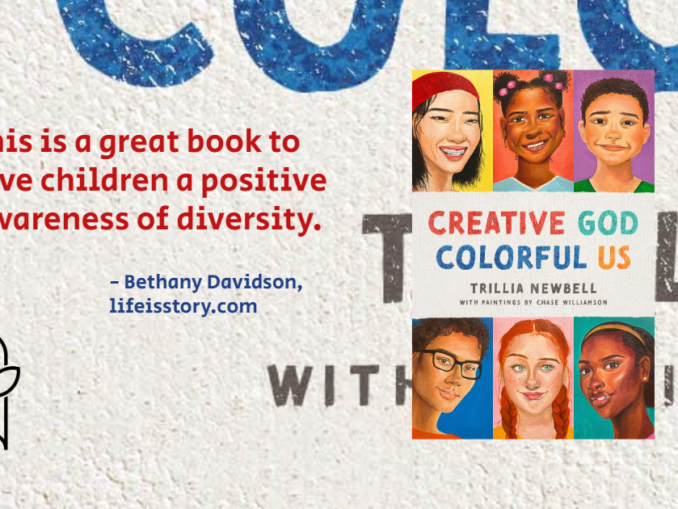 Creative God Colorful Us Trillia Newbell