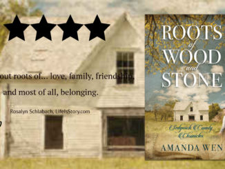Roots of Wood and Stone Amanda Wen