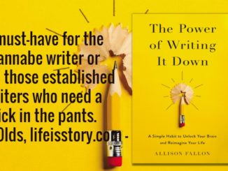 The Power of Writing it Down Allison Fallon