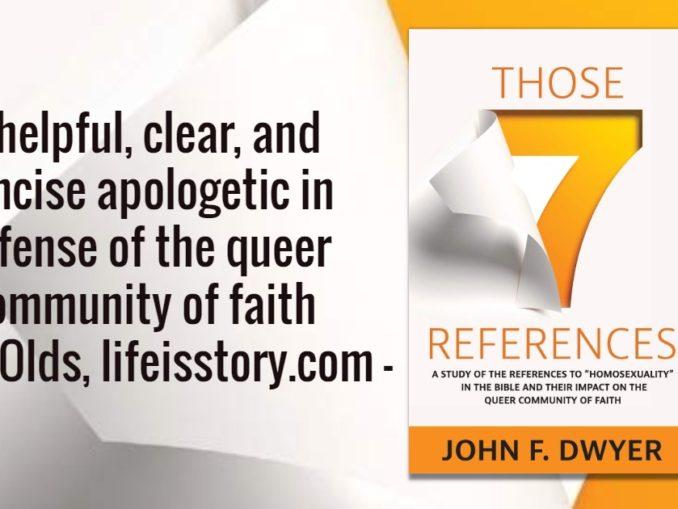 Those 7 References - John F Dwyer