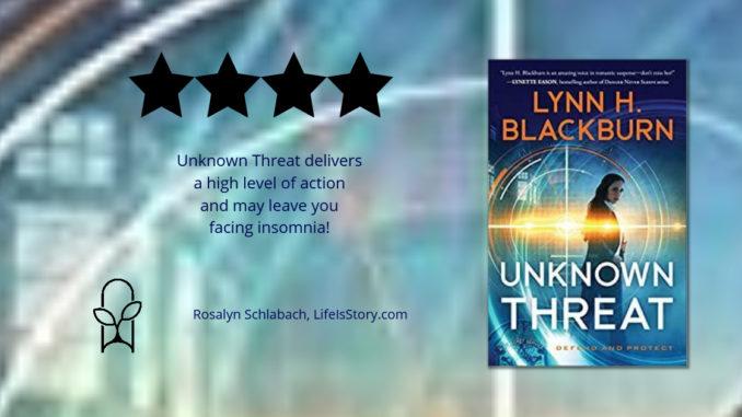 Unknown Threat Lynn Blackburn