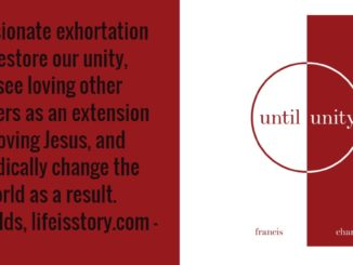 Until Unity Francis Chan