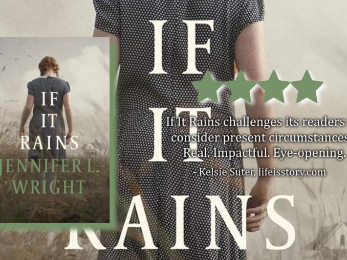 If It Rains Jennifer L Wright