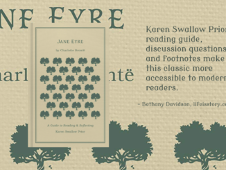 Jane Eyre Charlotte Bronte Karen Swallow Prior