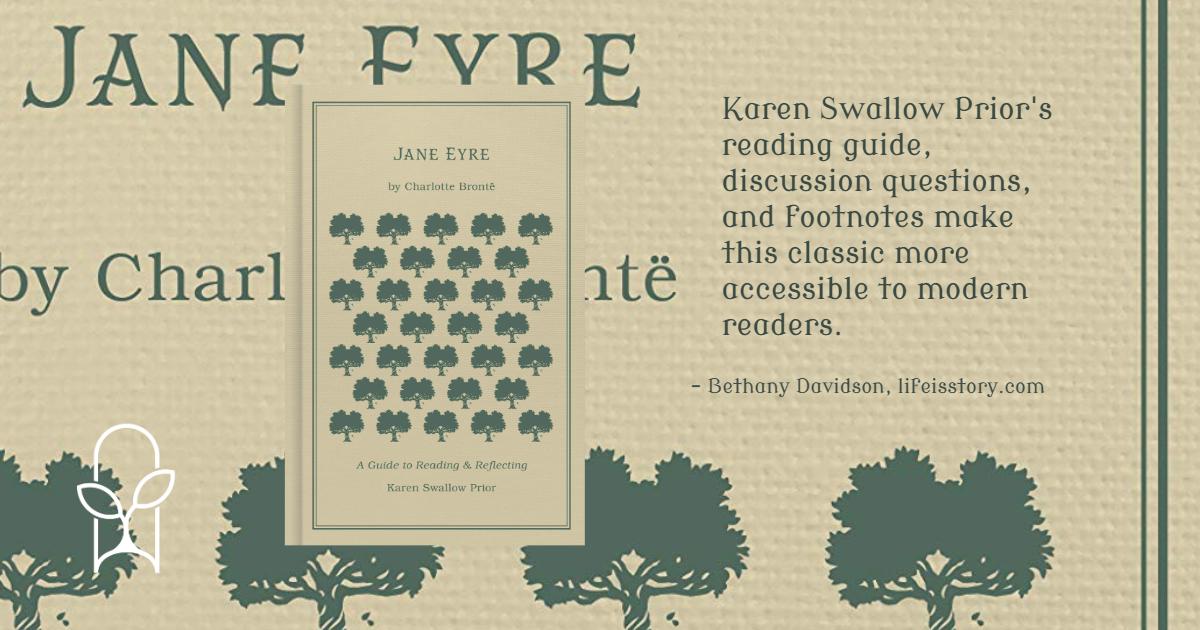 Jane Eyre Charlotte Bronte Karen Swallow Prior
