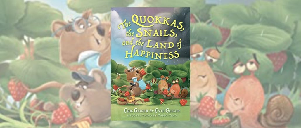 Quokkas Snails Land of Happiness Geiger