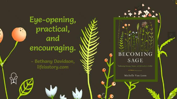Becoming Sage Michelle Van Loon (1)