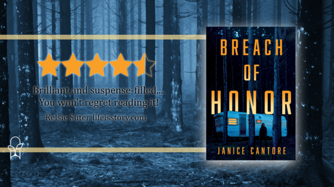 Breach of Honor Janice Cantore