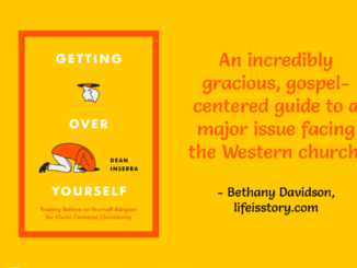 Getting Over Yourself Dean Inserra (1)