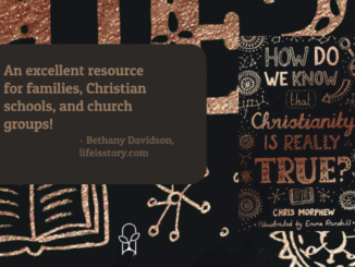How Do We Know if Christianity is Really True Chris Morphew