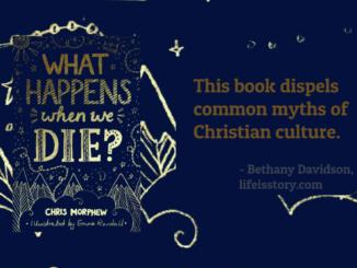 What Happens When We Die Chris Morphew