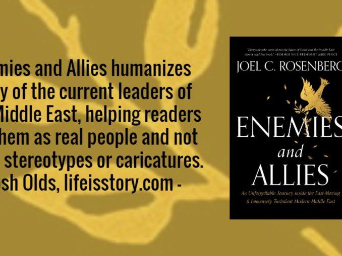 Enemies and Allies Joel Rosenberg