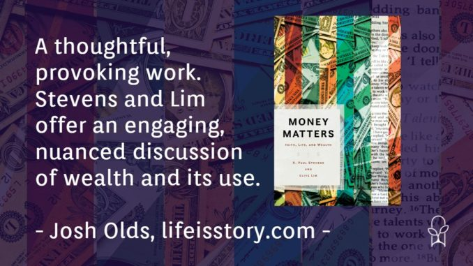 Money Matters Stevens Lim