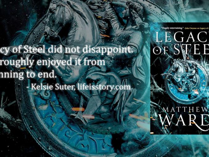 Legacy of Steel Matthew Ward