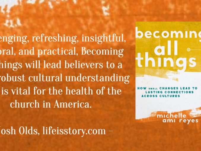 Becoming All Things Michelle Ami Reyes