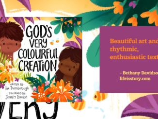 God's Very Colorful Creation Tim Thornborough