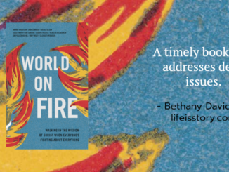World on Fire Hannah Anderson and Others
