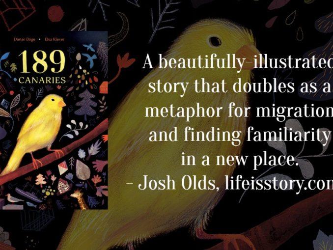 189 Canaries Dieter Boge