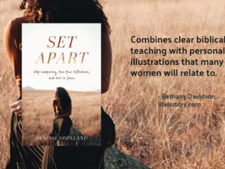 Set Apart Denisse Copeland