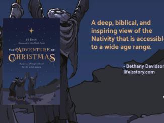 The Adventure of Christmas Ed Drew