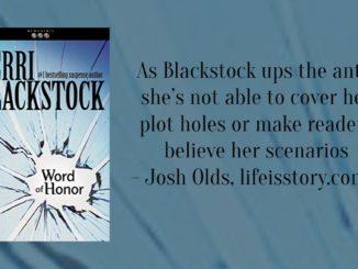 Word of Honor Terri Blackstock